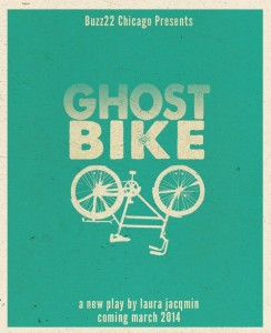 """Ghost Bike"" - Buzz22 Chicago @ Greenhouse Theater Center"