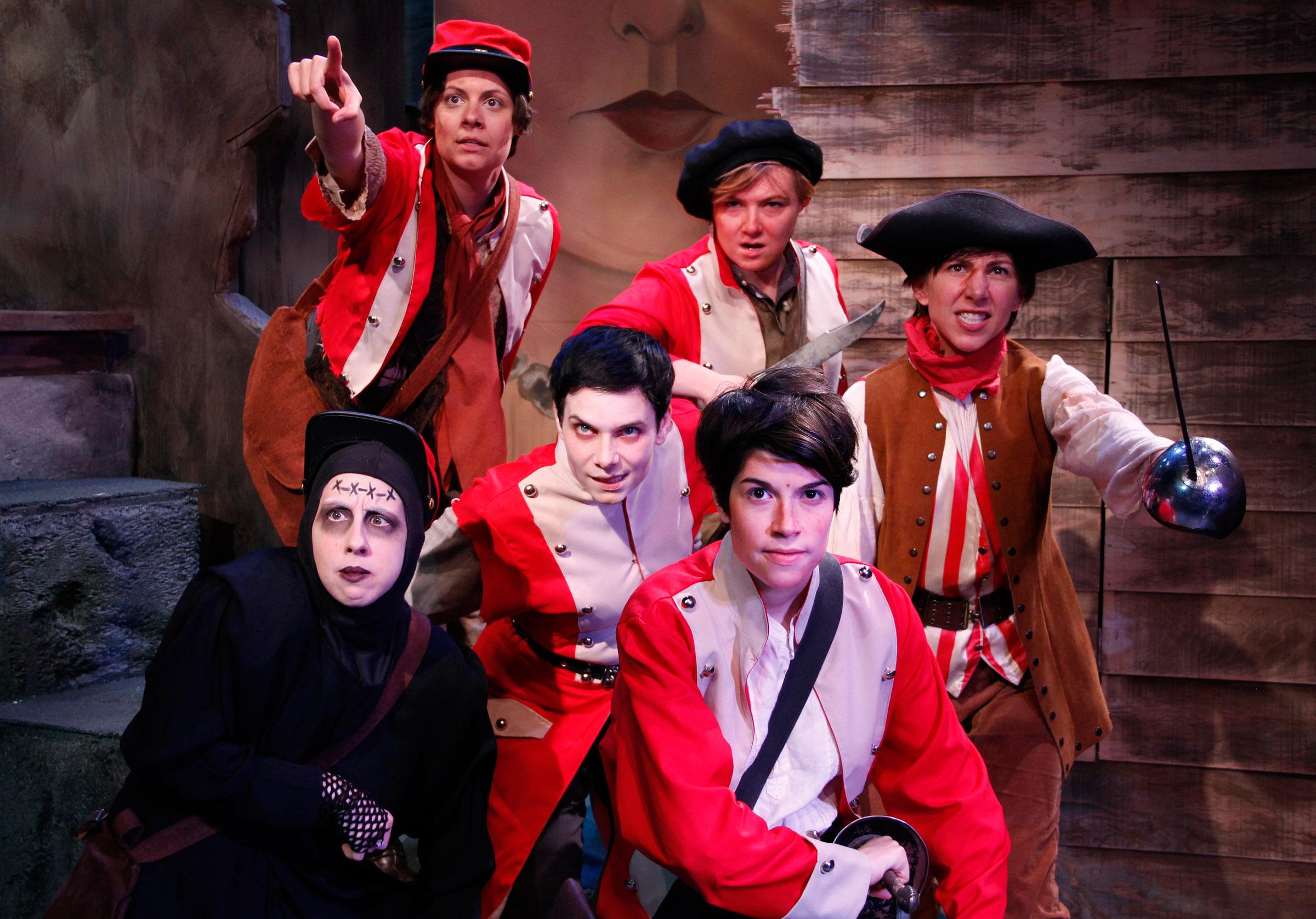 """Review: """"Monstrous Regiment"""" (Lifeline Theatre)"""