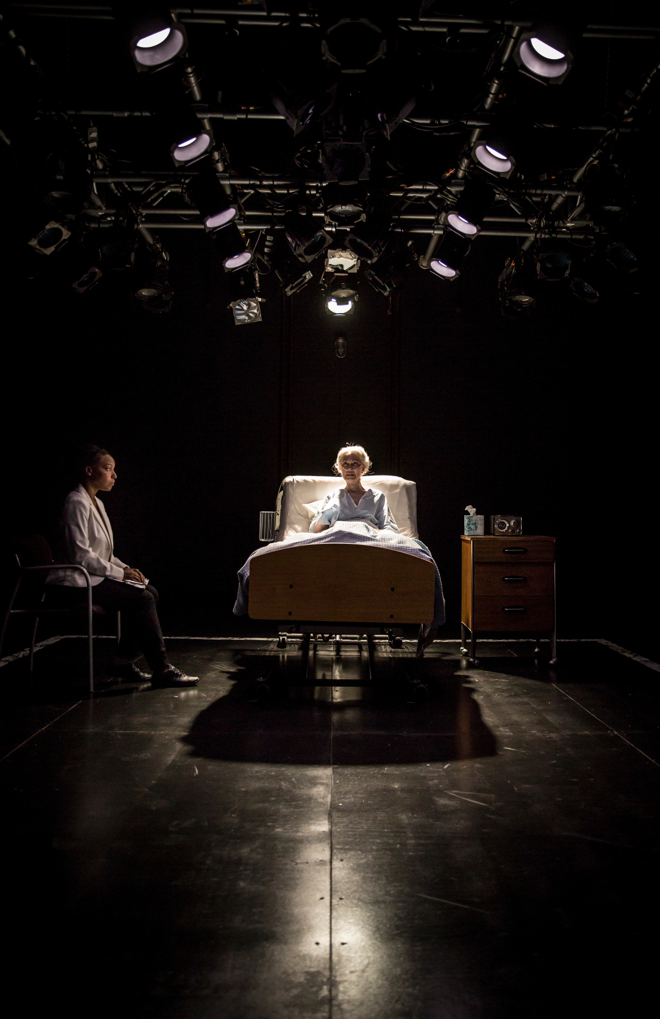 """Review: """"Death Tax"""" (Lookingglass Theatre Company)"""