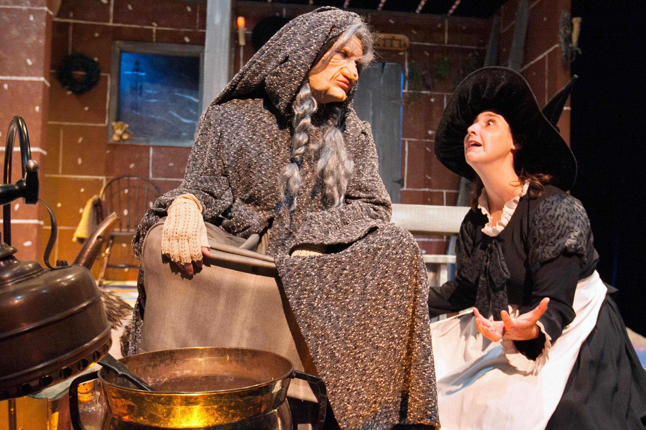 "Review: ""Witch Slap!"" (Babes With Blades Theatre Company)"