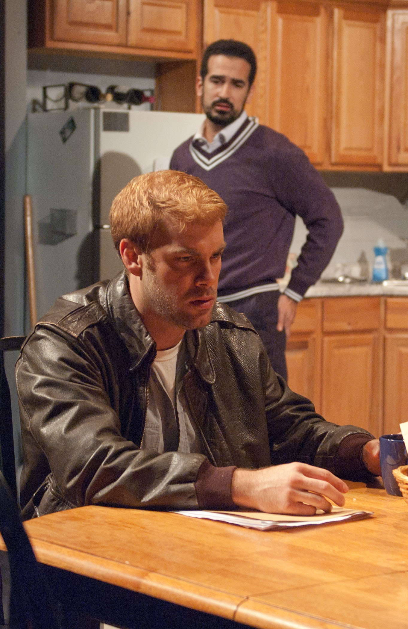 """Review: """"Danny Casolaro Died For You"""" (TimeLine Theatre)"""