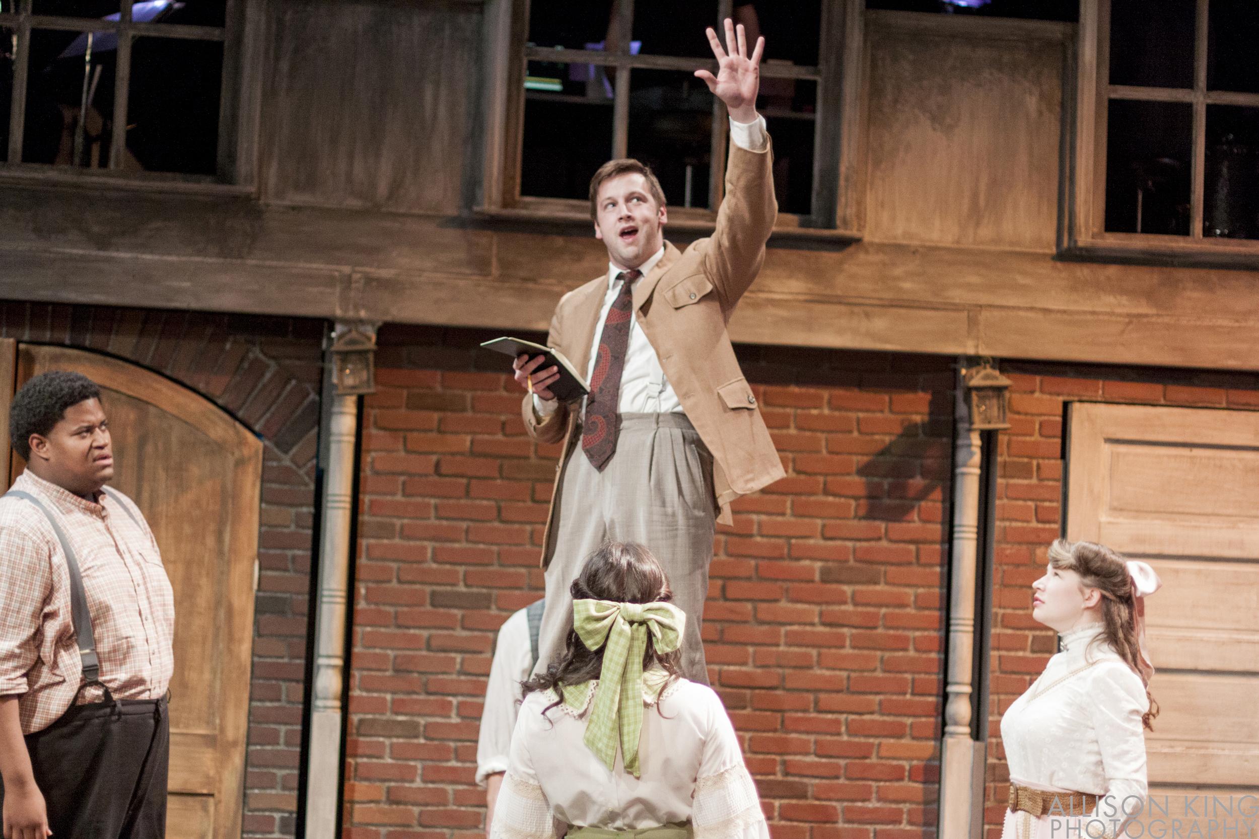 "Review: ""Parade"" (BoHo Theatre Ensemble)"