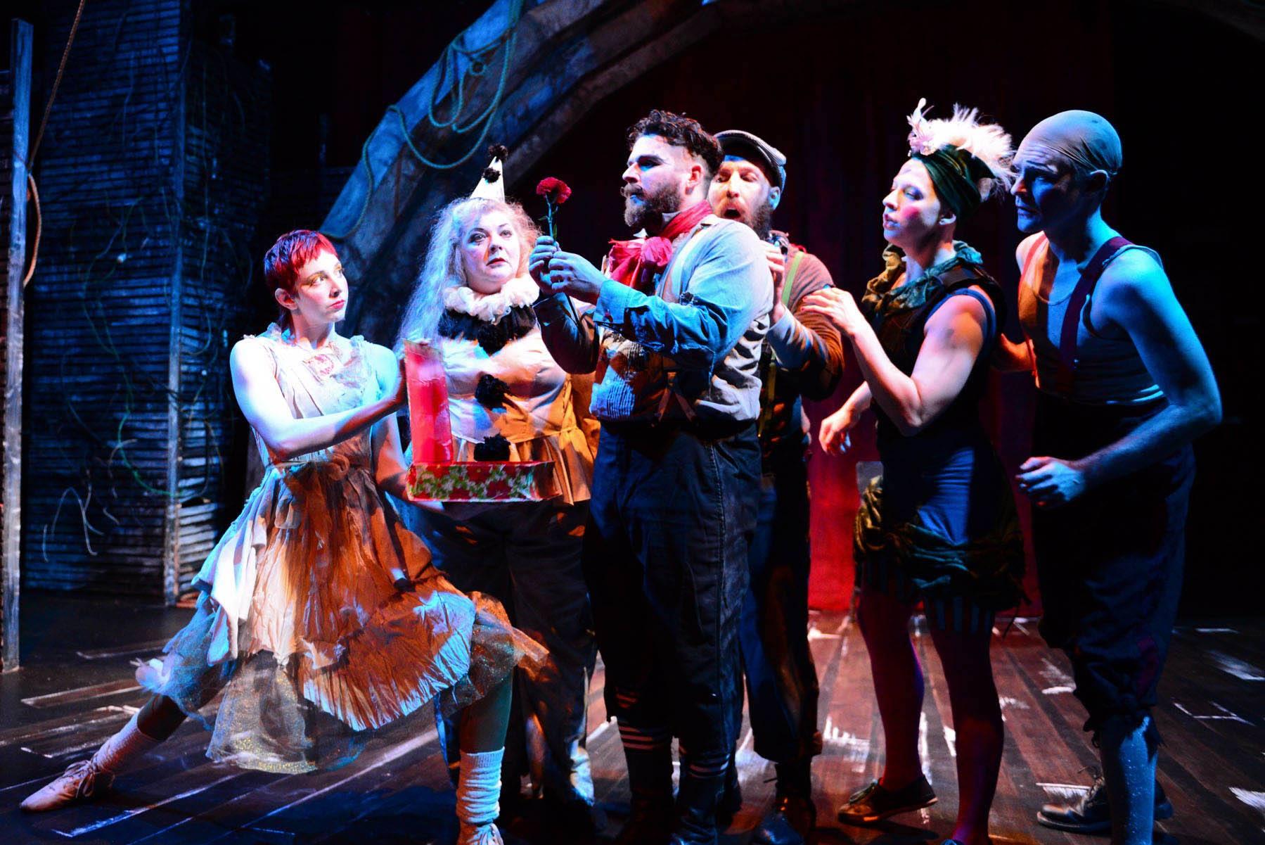 Review: Burning Bluebeard (The Ruffians)