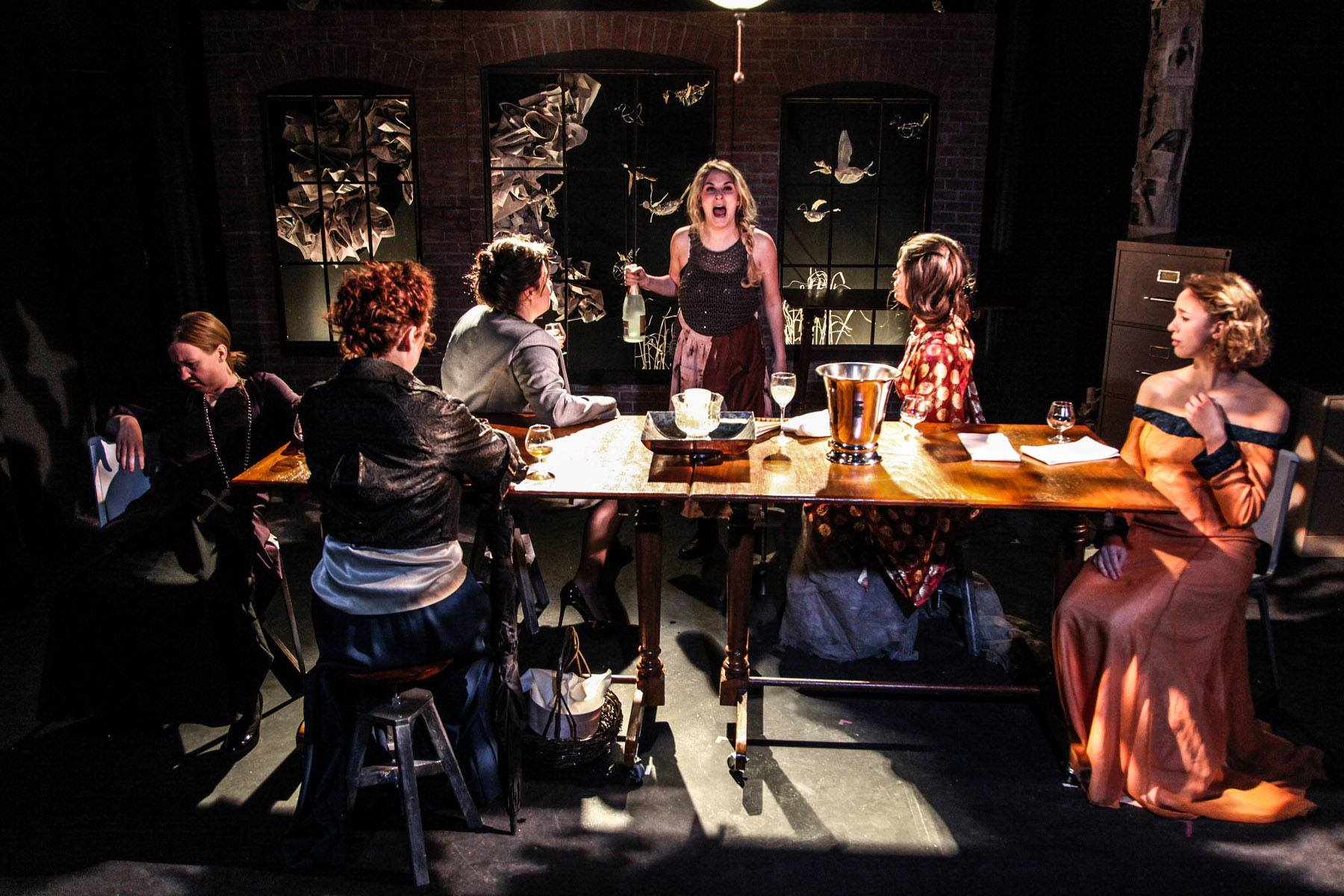 """Review : """"Top Girls"""" (The Arc Theatre)"""