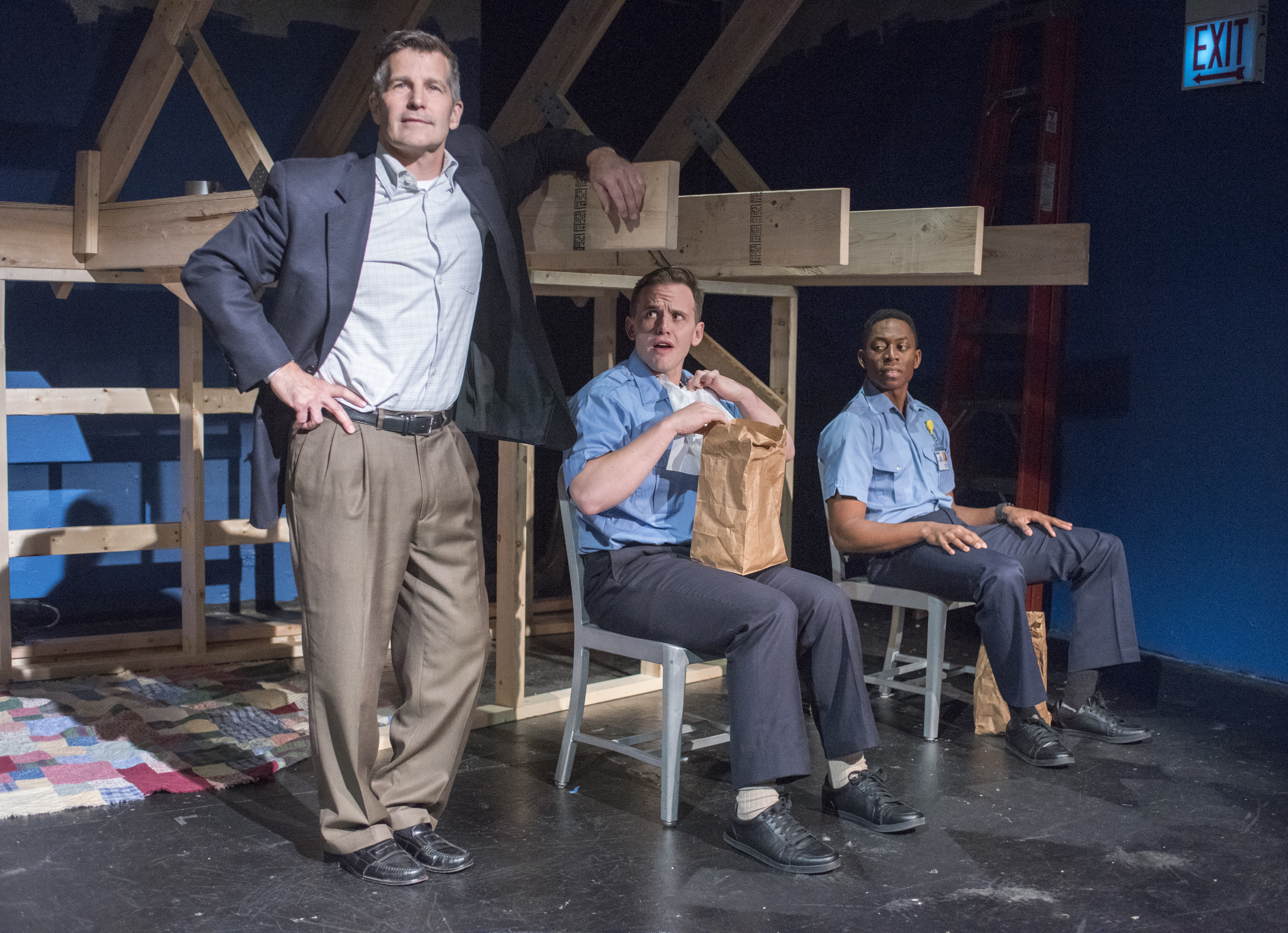 """Review: """"The Play About My Dad"""" (Raven Theatre)"""