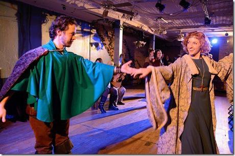 "Review: ""Robin Hood and Maid Marian"" (Strawdog Theatre Company)"