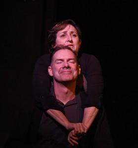 Todd McConville and Rachel Slavick/Photo: Scott Dray