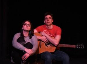 Taryn Wood and Stephen Cefalu/Photo: Scott Dray