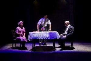 Kelli Harrington, Jonah D. Winston, and Patrick Du Laney/Photo: Matthew Gregory Hollis