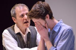 Stephen Fedo and Owen Hickle Edwards/Photo compliments of Runcible Theatre Company