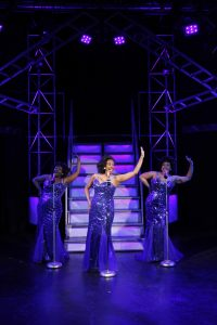 "Cast of ""Dreamgirls""/Photo: Kelsey Jorissen"