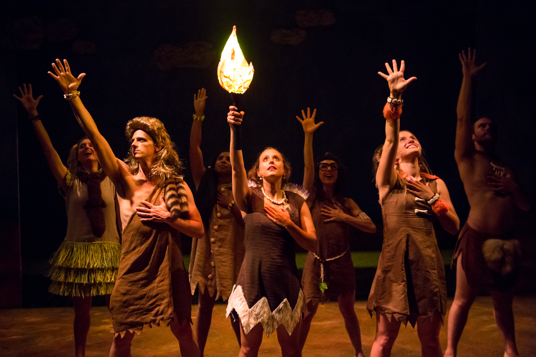 "Review: ""Firebringer"" (StarKid Productions)"