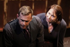 Nick Horst and Kendra Thulin/Photo: Gregg Gilman.