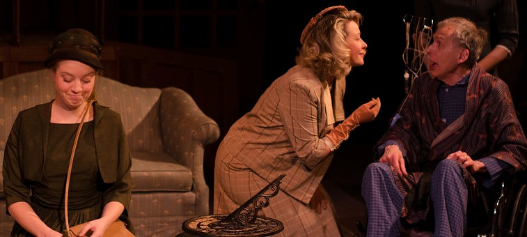 "Review: ""The Sundial"" (City Lit Theater)"