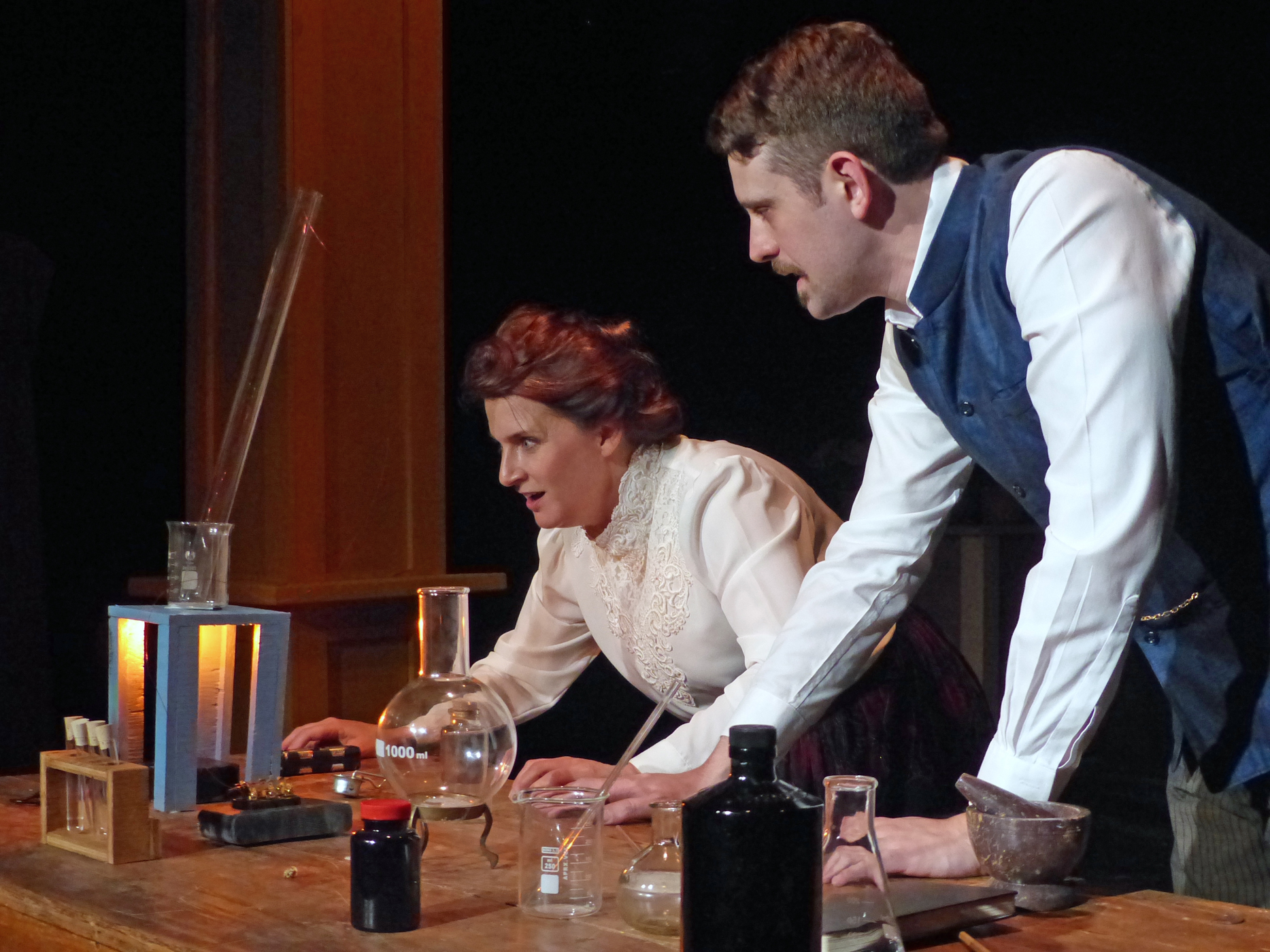 "Review: ""The Radiant"" (Genesis Theatrical Productions)"