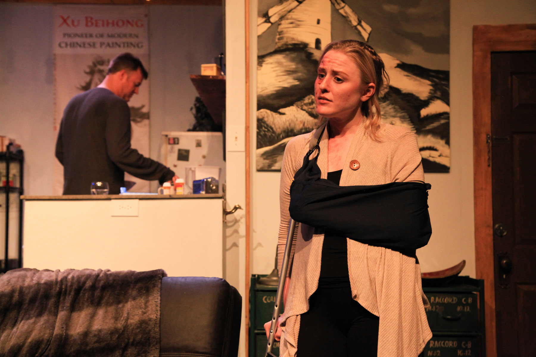 "Review: ""Time Stands Still"" (AstonRep Theatre Company)"
