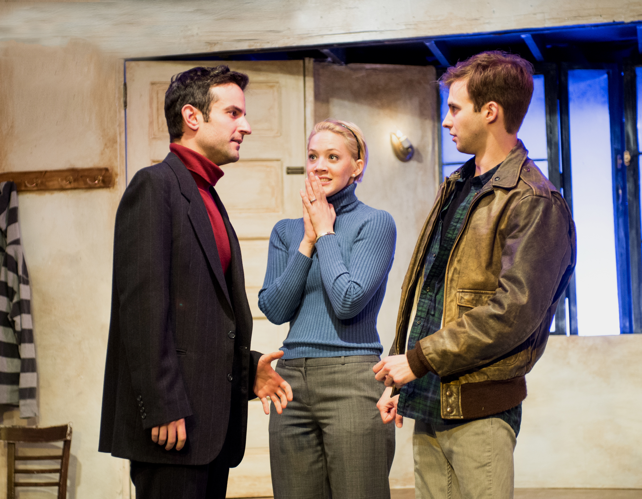 "Review: ""Three Days of Rain"" (BoHo Theatre)"