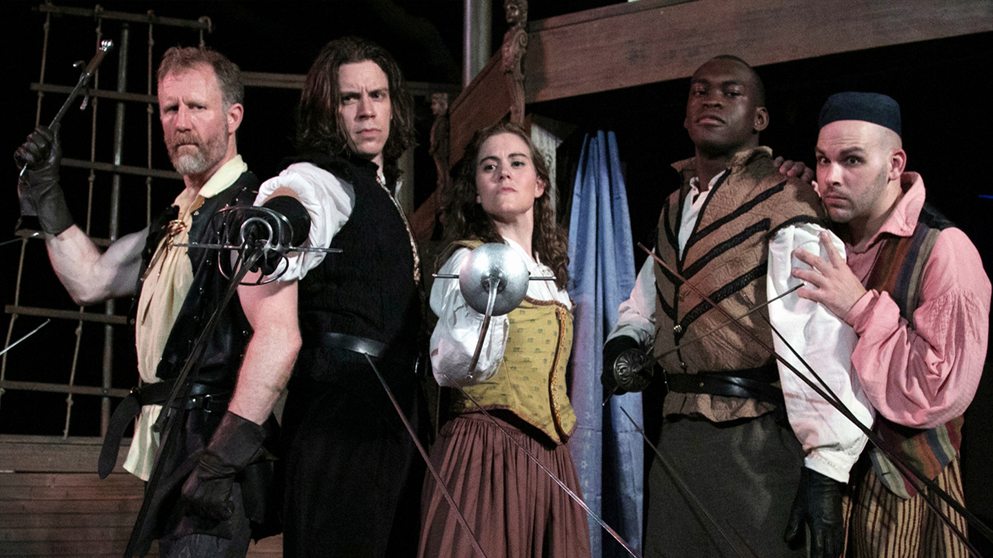 "Review: ""The Fair Maid of the West"" (Oak Park Festival Theatre)"