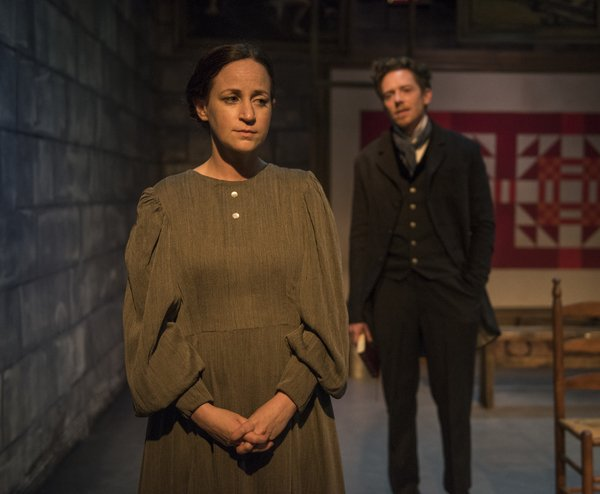 "Review: ""Alias Grace"" (Rivendell Theatre Ensemble)"