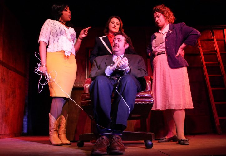 "Review: ""9 to 5 The Musical"" (Firebrand Theatre)"