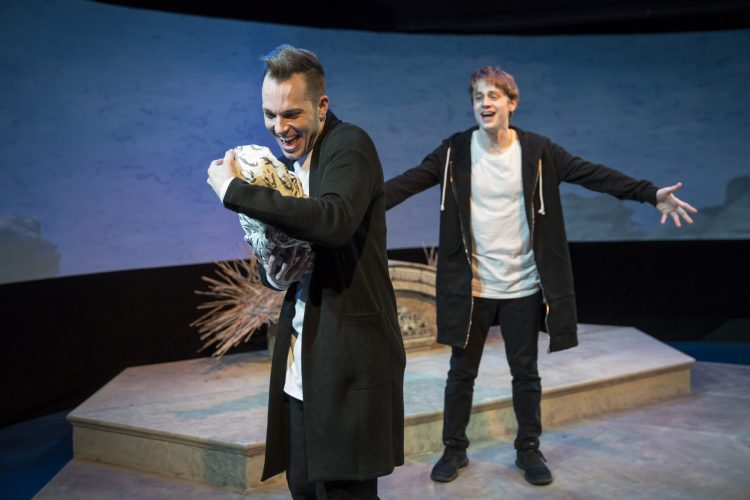 "Review: ""Birds of a Feather"" (Greenhouse Theater Center)"