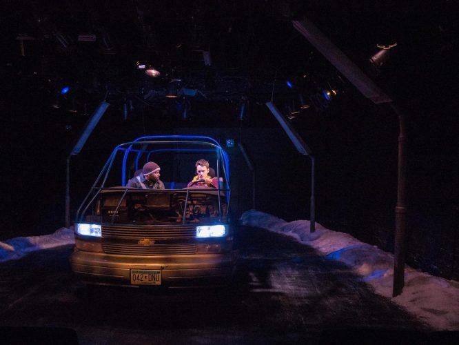 "Review: ""Damascus"" (Strawdog Theatre Company)"