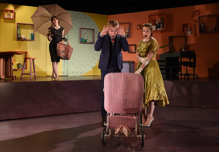 """Review: """"Baby with the Bathwater"""" (Eclipse Theatre Company)"""