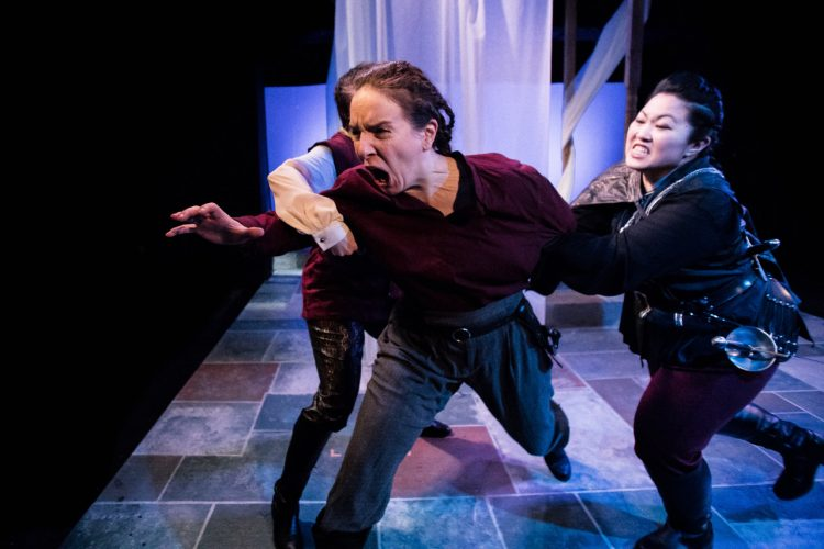 "Review: ""Othello"" (Babes With Blades Theatre Company)"