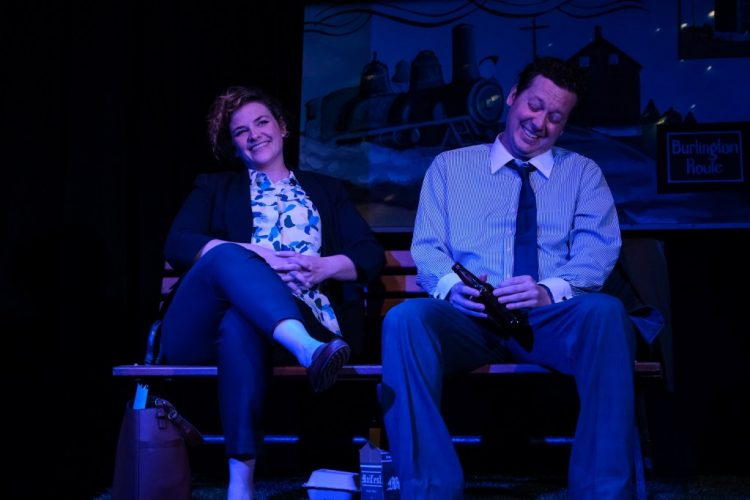 """Review: """"Life On Paper"""" (Jackalope Theatre Company)"""