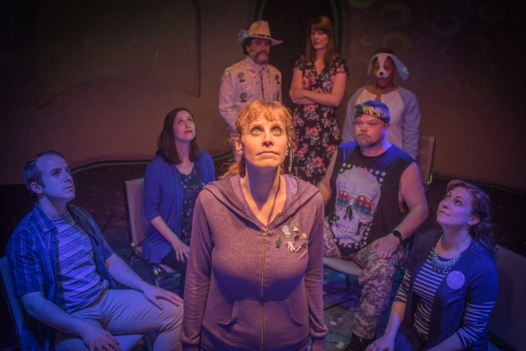"Review: ""Take Me"" (Strawdog Theatre Company)"