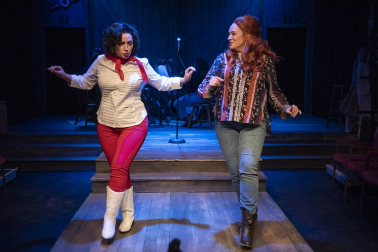 "Review: ""Always ... Patsy Cline"" (Firebrand Theatre)"