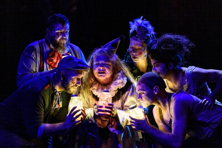 "Review: ""Burning Bluebeard"" (The Ruffians & Porchlight Music Theatre)"