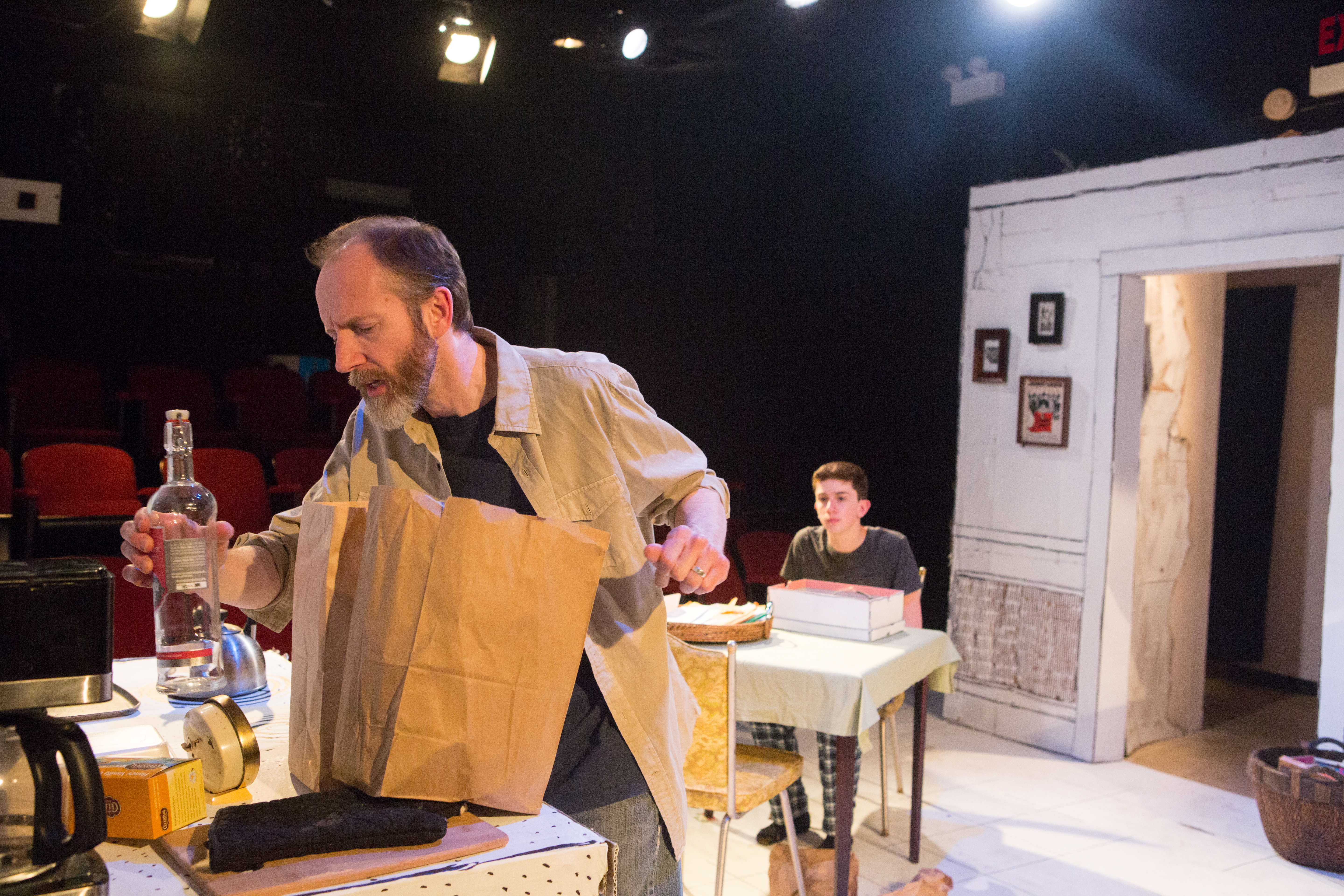 "Review: ""A Place in the Woods"" (The Fine Print Theatre Company)"