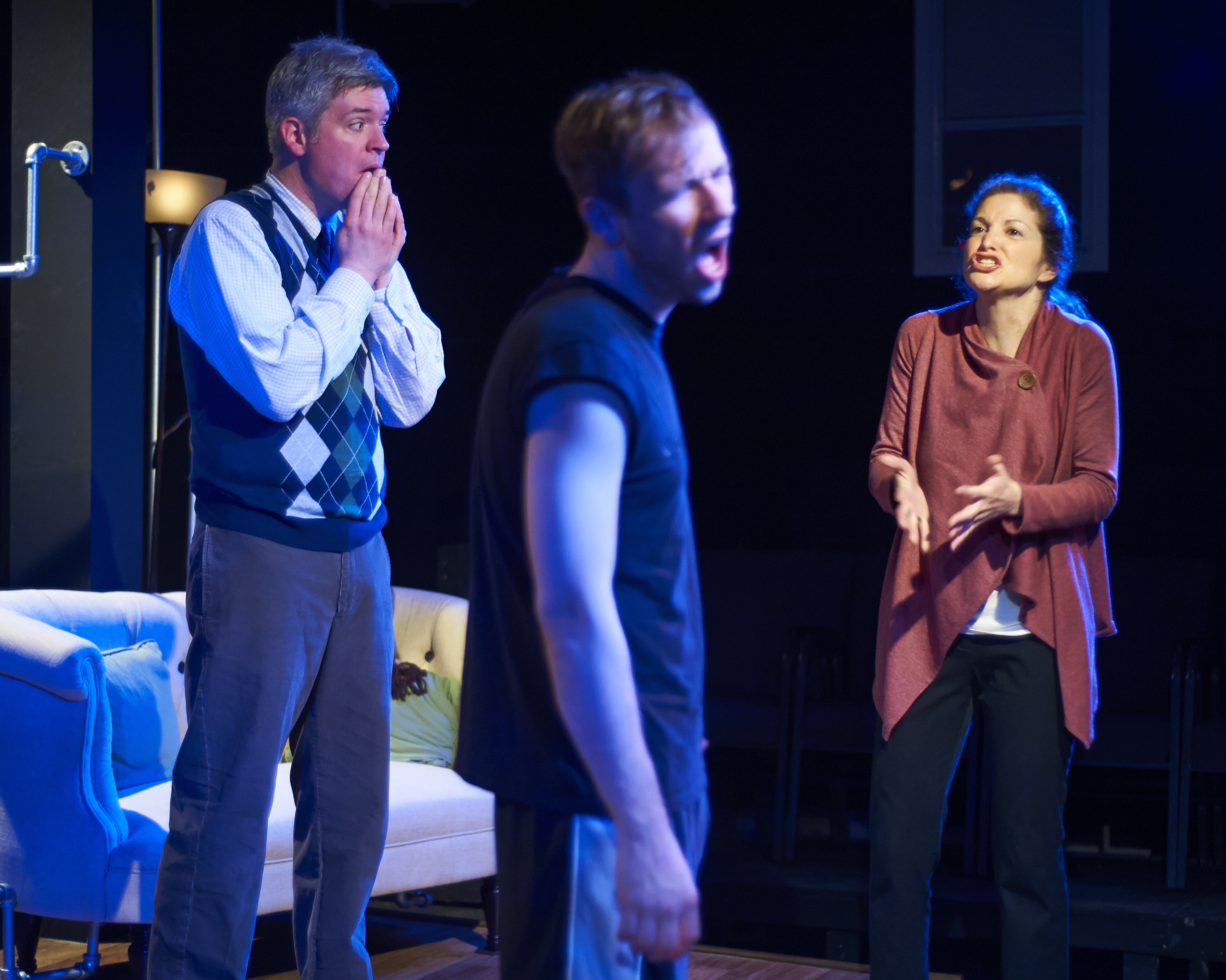"Review: ""If There Is, I Haven't Found It Yet"" (Steep Theatre Co.)"