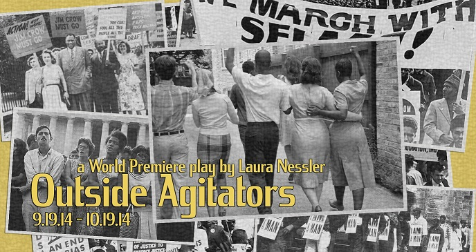 "Review: ""Outside Agitators"" (20% Theatre Company)"