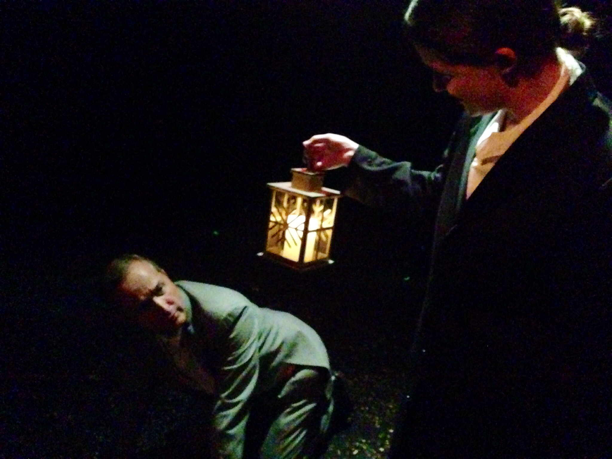"""Review: """"Dr. Jekyll and Mr. Hyde"""" (Idle Muse Theatre Company)"""