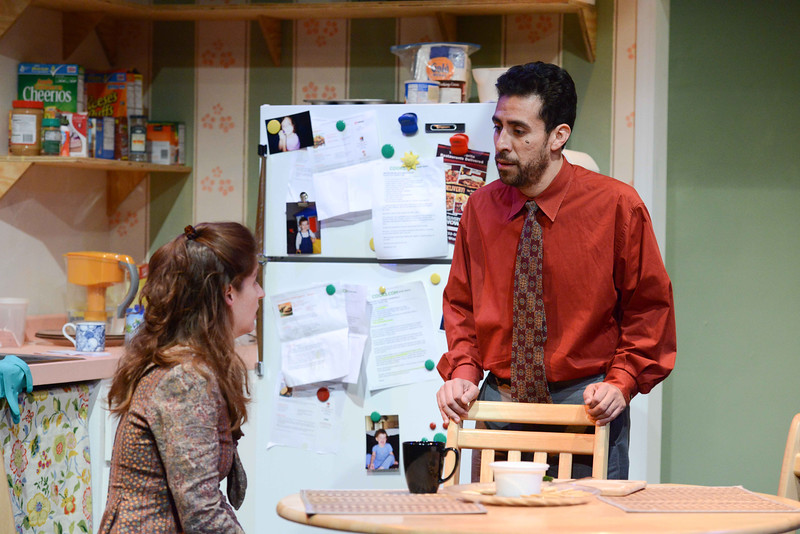 """Review: """"At the Center"""" (The Agency Theater Collective)"""