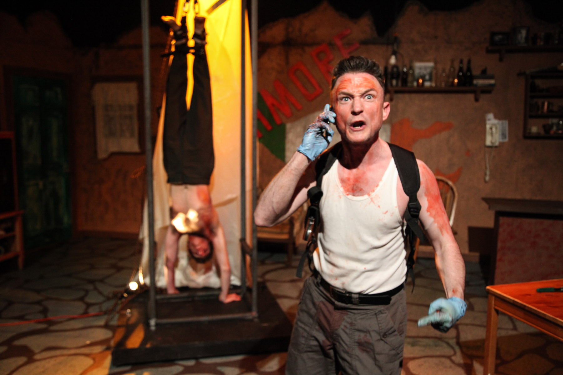 "Review: ""The Lieutenant of Inishmore"" (AstonRep Theatre Company)"
