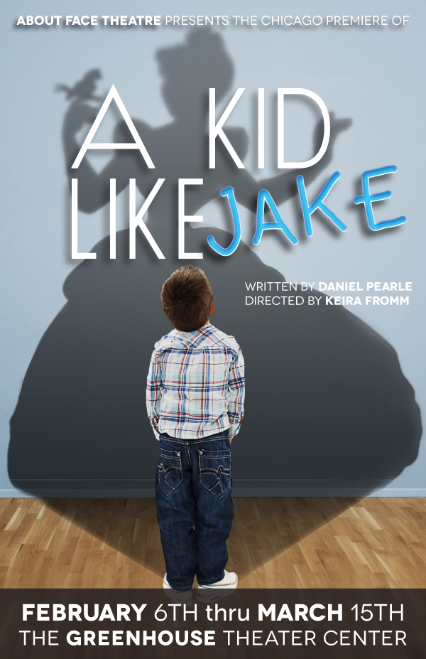 "Review: ""A Kid Like Jake"" (About Face Theatre)"