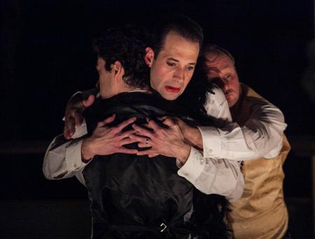"Review: ""Music Hall"" (TUTA Theatre Chicago)"