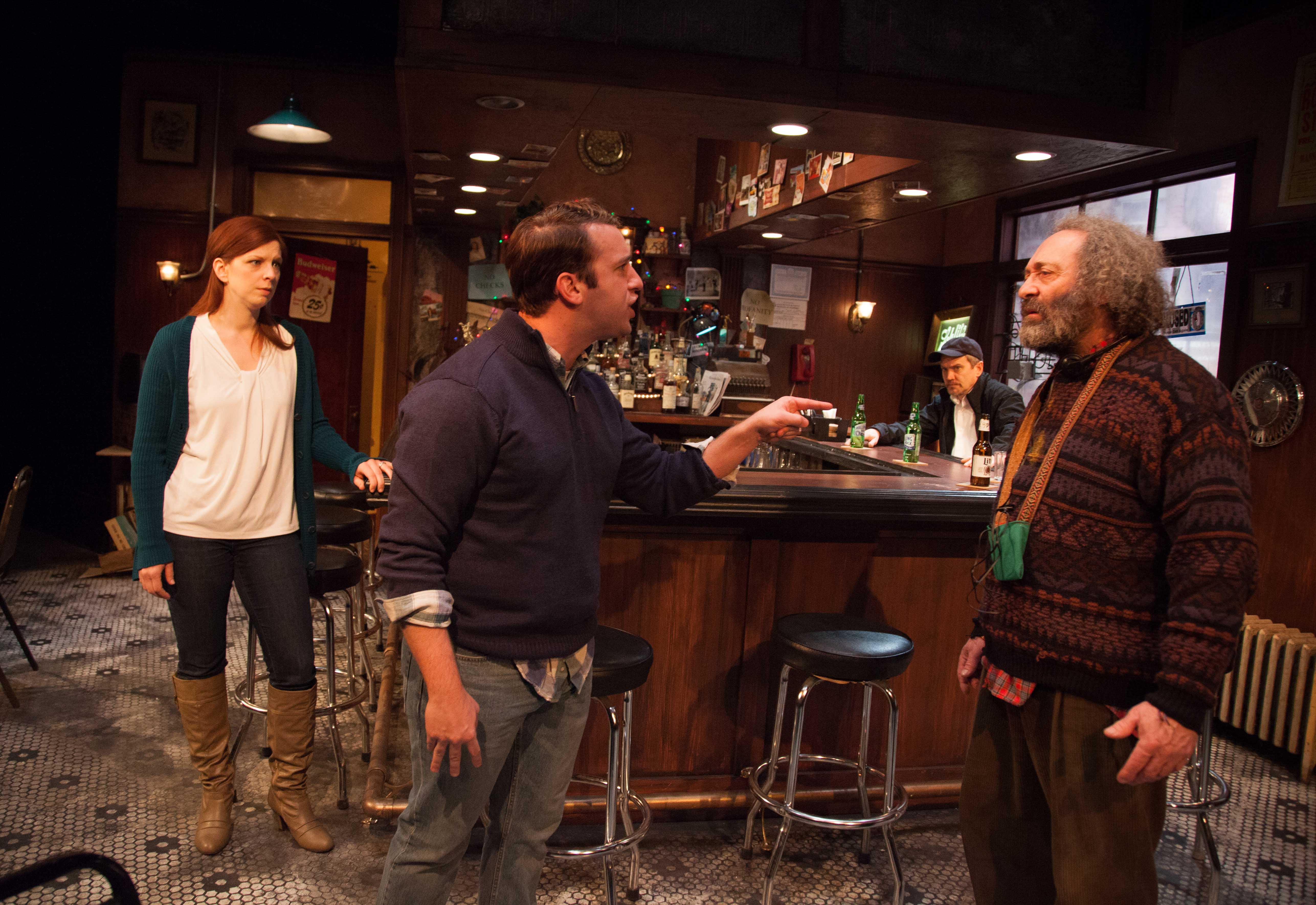 """Review: """"Yankee Tavern"""" (American Blues Theatre)"""