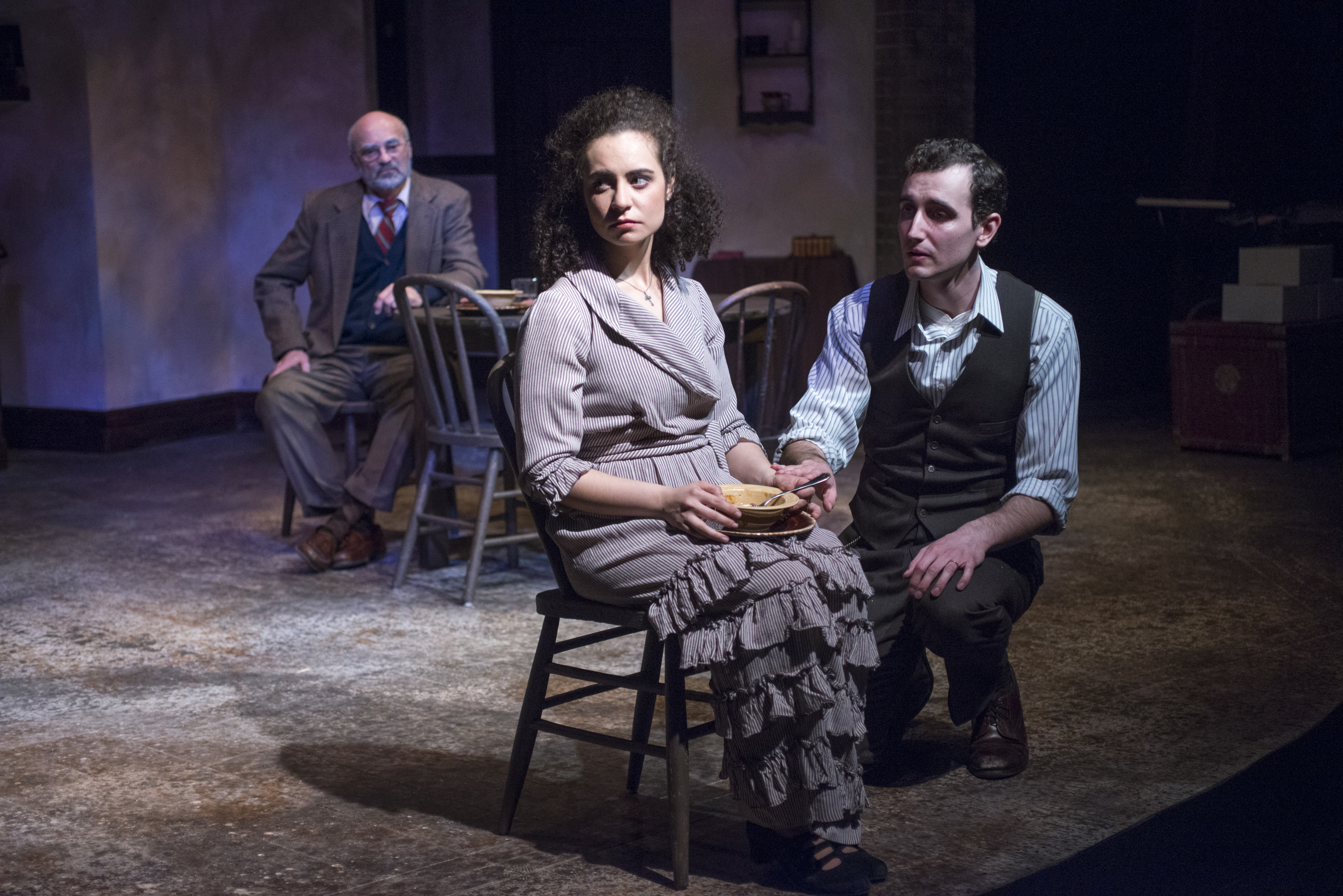 """Review: """"Beast on the Moon"""" (Raven Theatre Company)"""