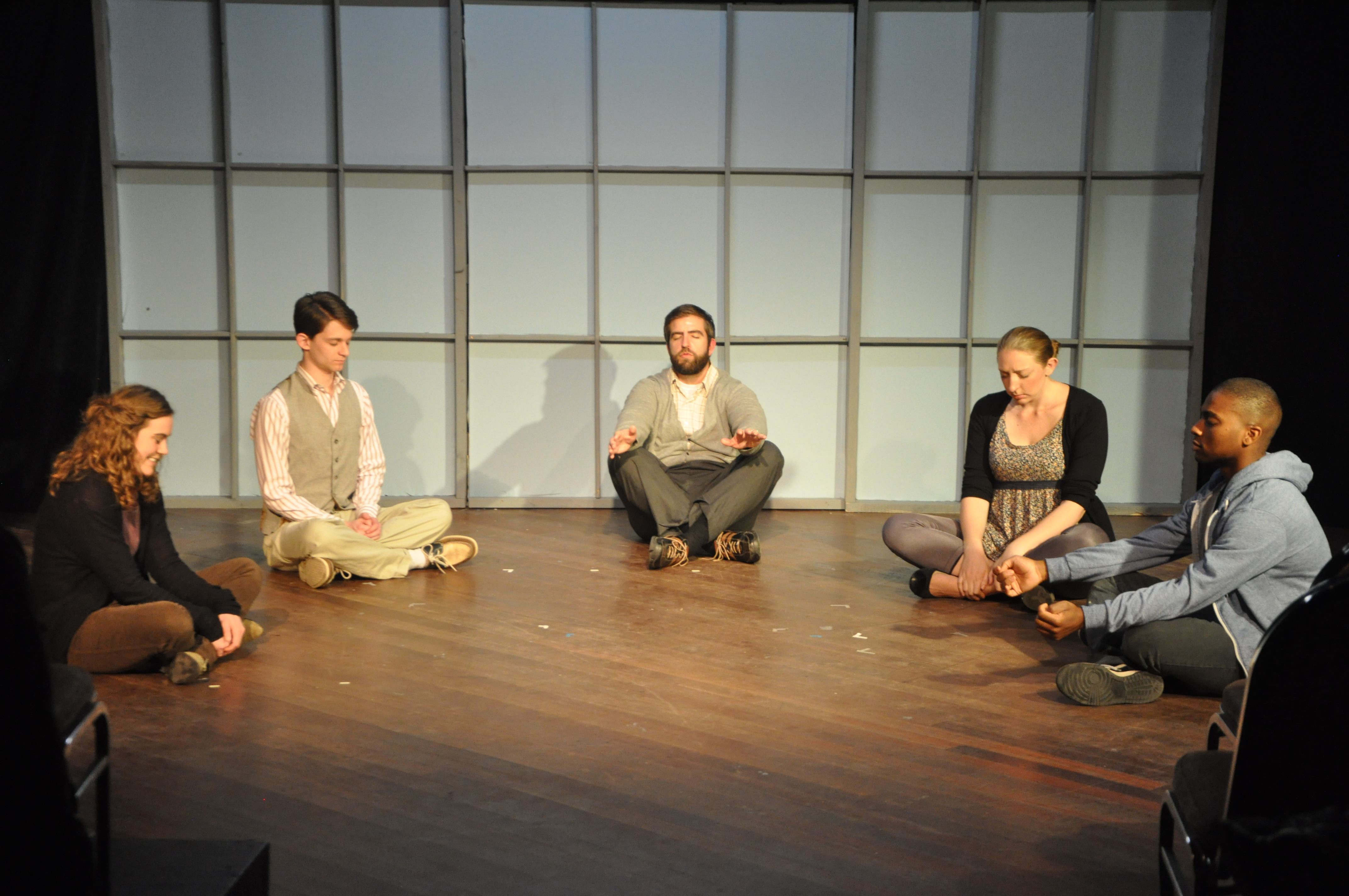 "Review: ""Target Behavior"" (20% Theatre Company)"