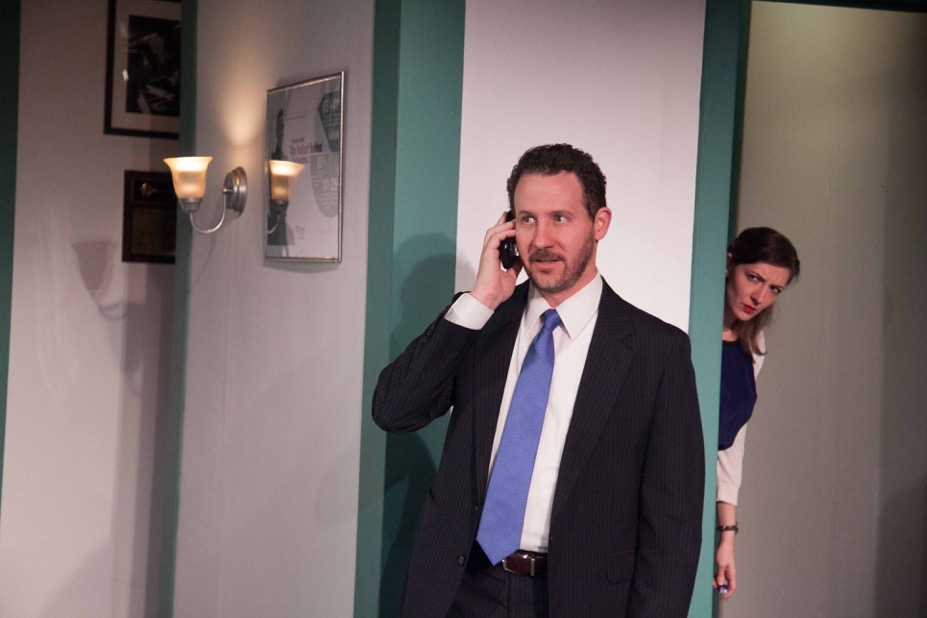 "Review: ""The Consultant"" (Signal Ensemble Theatre)"