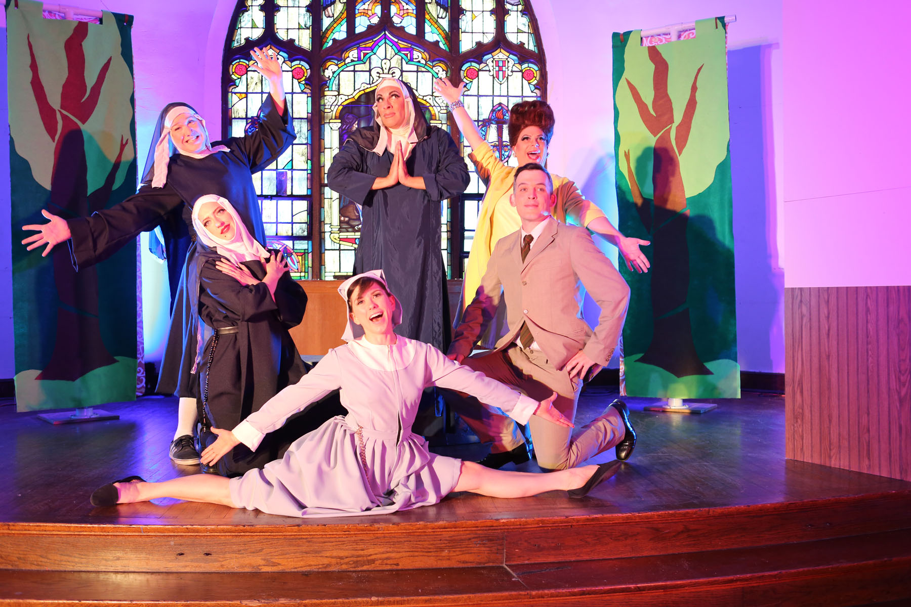 "Review: ""The Divine Sister"" (Hell in a Handbag Productions)"
