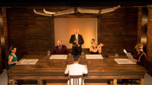 "Review: ""The Feast"" (Red Theater)"