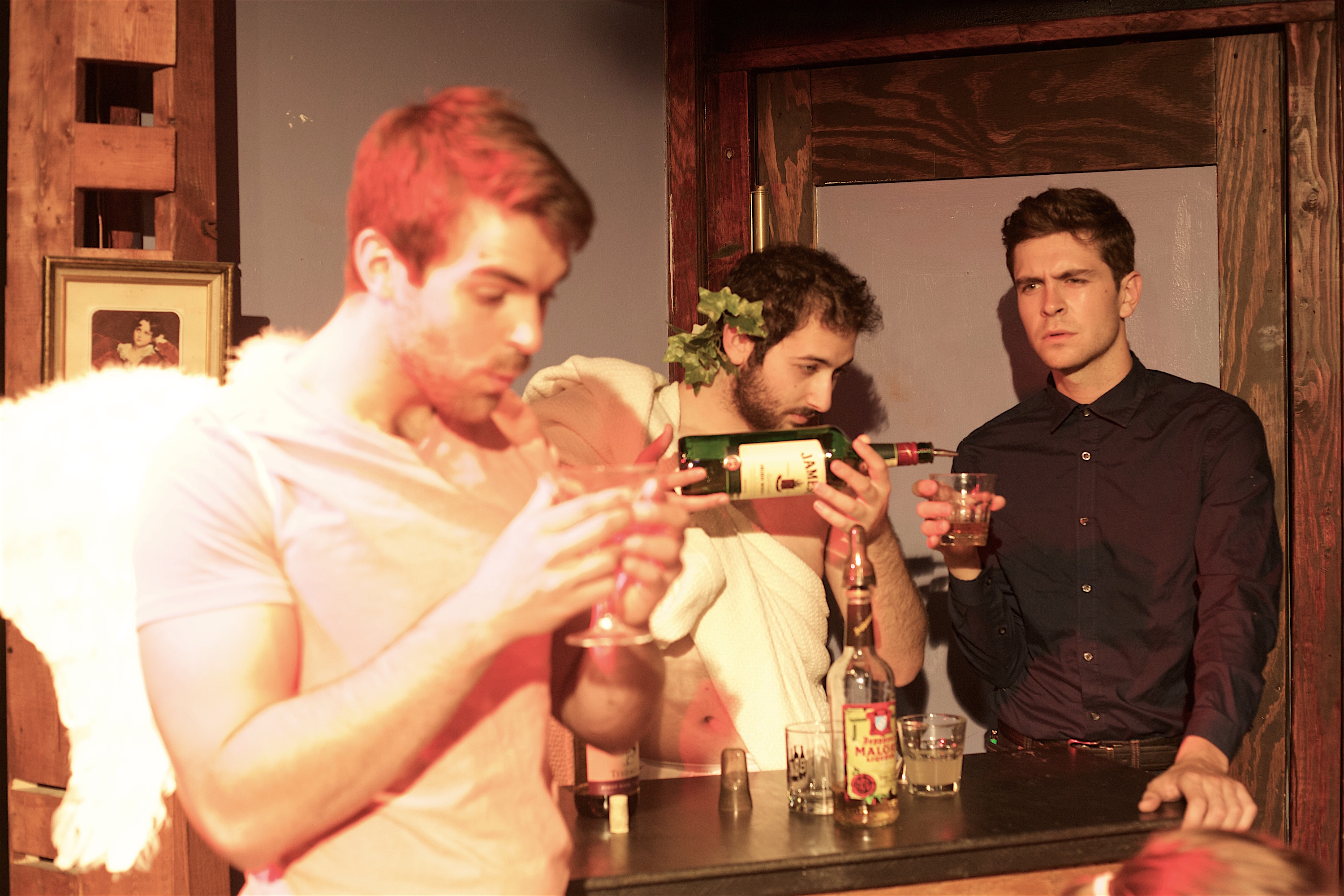 """Review: """"Murder On Mount Olympus"""" (The Public House Theatre)"""