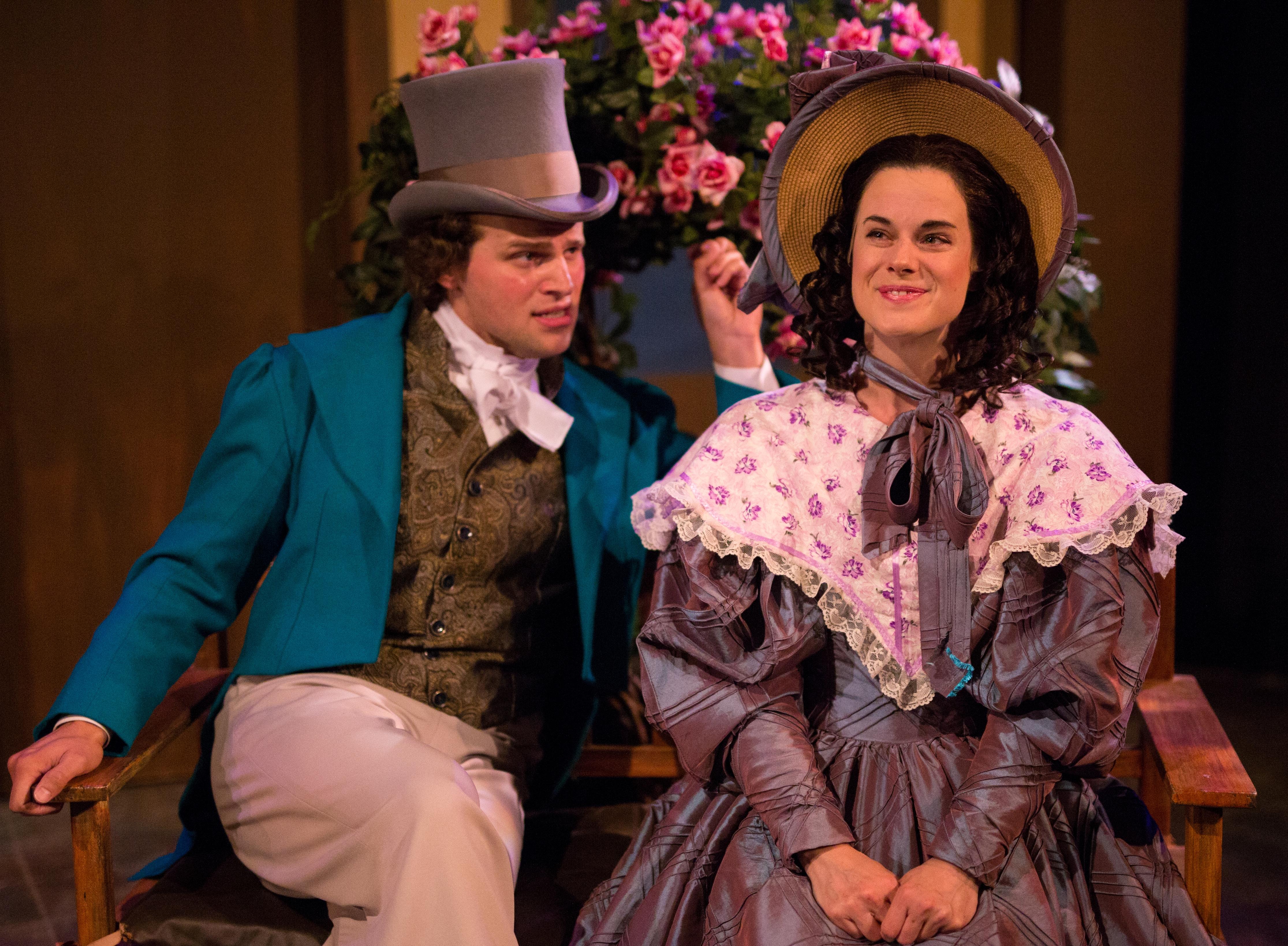 """Review: """"London Assurance"""" (City Lit Theatre)"""