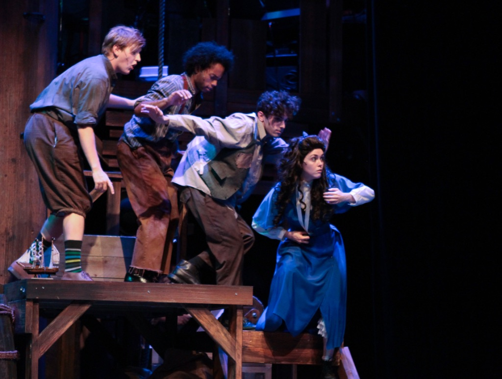 "Review: ""Peter and the Starcatcher"" (Metropolis Performing Arts Center)"