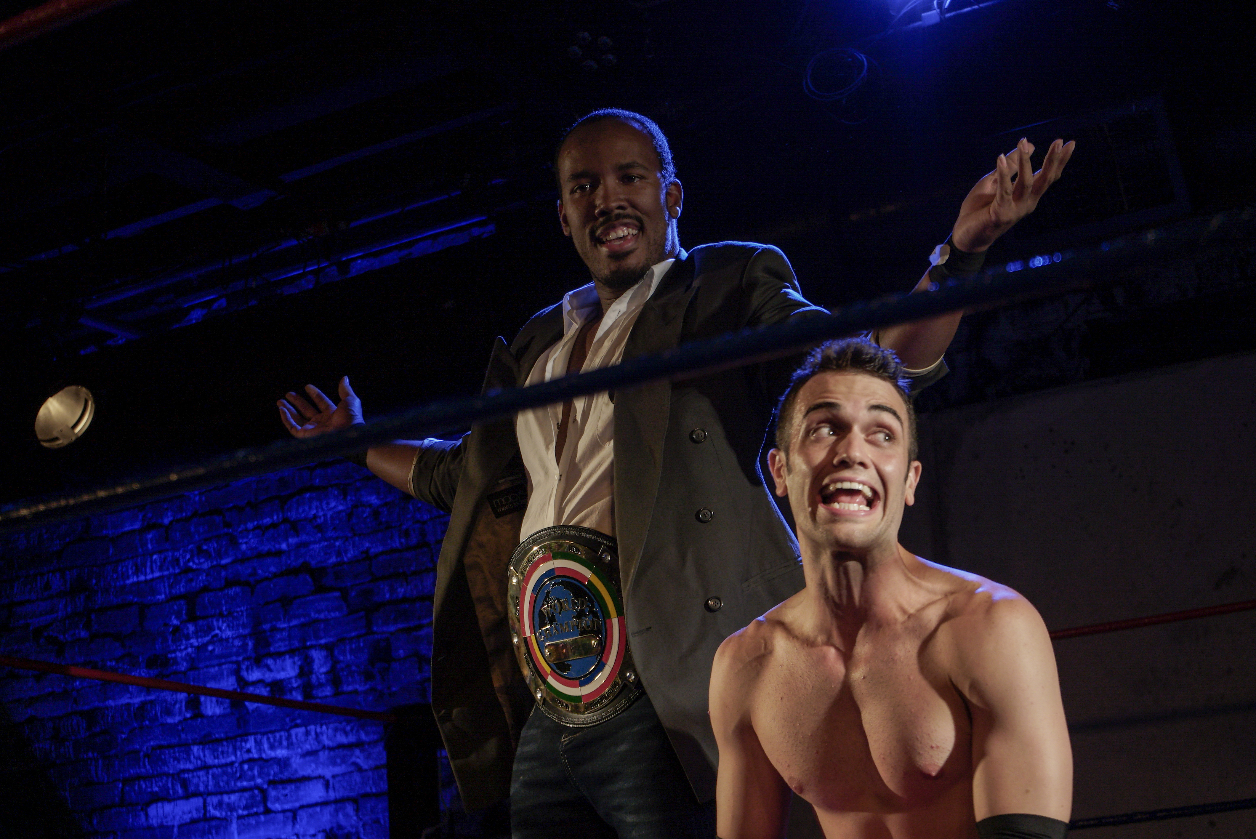 """Review: """"The Elaborate Entrance of Chad Deity"""" (Red Theater Chicago)"""